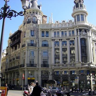 Restauración de fachadas ( despues )