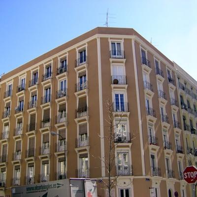 Restauración de fachadas ( después )