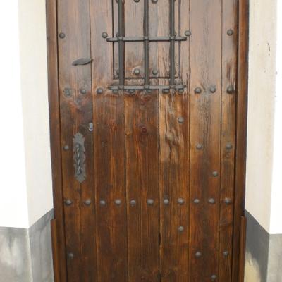 Restauración Puerta Postigo
