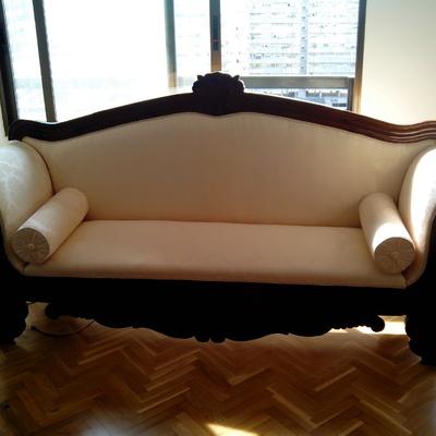restauracion sofa clasico