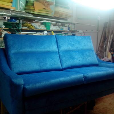 restauracion sofa dos plazas