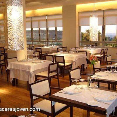 restaurante cáceres