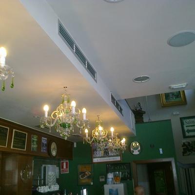 Restaurante El Rincón del Anticuario en Arganda del Rey.