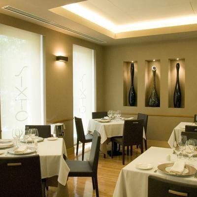 Restaurante en c/ Ortega y Gasset, Madrid