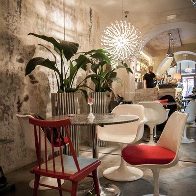 Restaurante en centro de Madrid