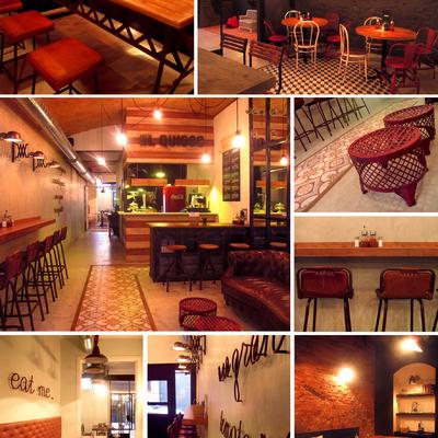 Restaurante Hamburguesería El Quiosc de Can Carreras