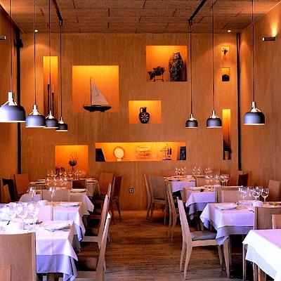 Restaurante. INTERIOR. COMEDOR