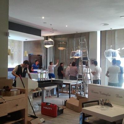 """restaurante """"La Mafia"""" Barcelona"""