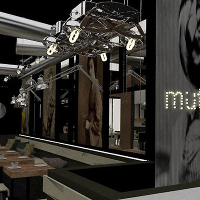 Restaurante Mutsu. Madrid