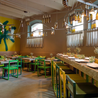 Restaurante xup xup by molins interiors