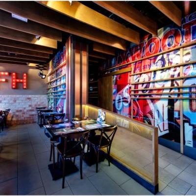 Restaurante Foster Hollywood Mojacar