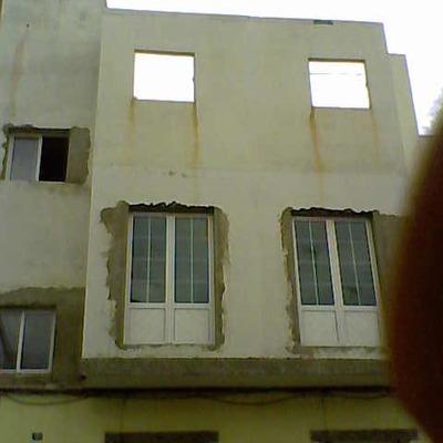 Restauración total de una fachada