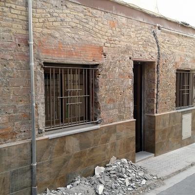 restaurar fachada