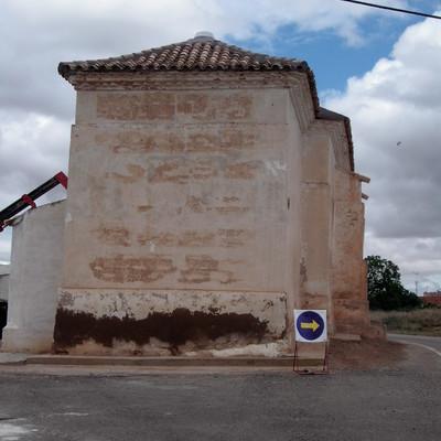 Retajado parroquia de Lagata