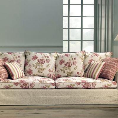 Retapizado de sofá antiguo
