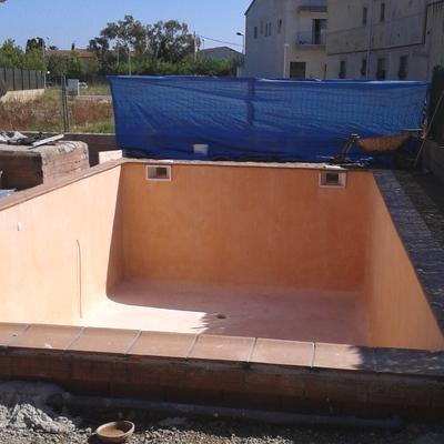 Revestiment piscines