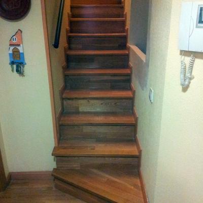 Presupuesto revestir pelda os escalera online habitissimo - Soluciones para paredes con humedad ...