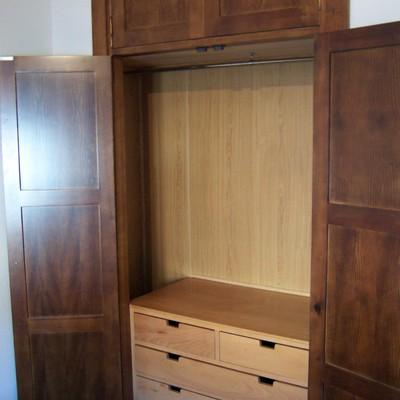 Revestimiento interior de armario