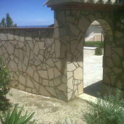Revestimientos de piedra natural