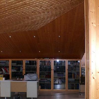 Revestimientos techo y paredes