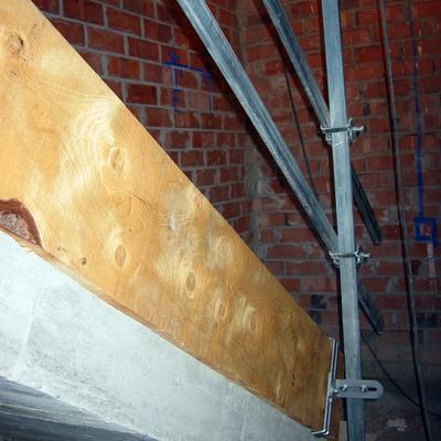 Rodapies Protección Escalera de Obra