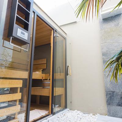 Sauna y Ducha Bali