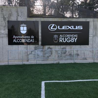 placa club deportivo
