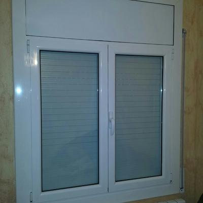 RPT aluminio ventana