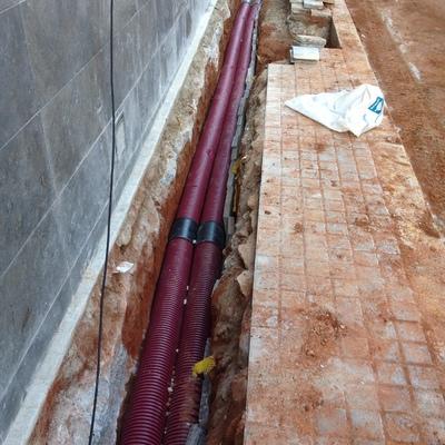 Canalización Electrica en Sabadell
