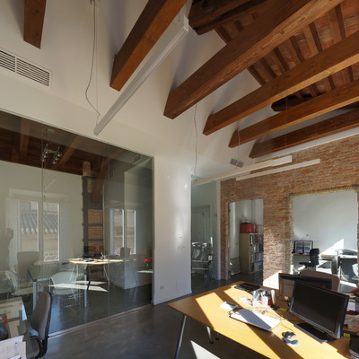 Estudio de arquitectura de Piñar Romero Arquitectos