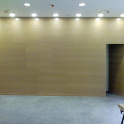 Panellat Sala d'Actes 2