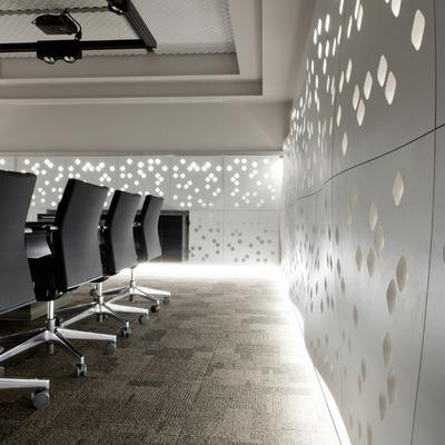 Sala de juntas sede central Granova Granollers