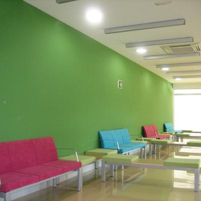 Sala de lectura Centro Social
