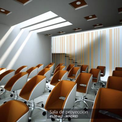 Sala de proyección