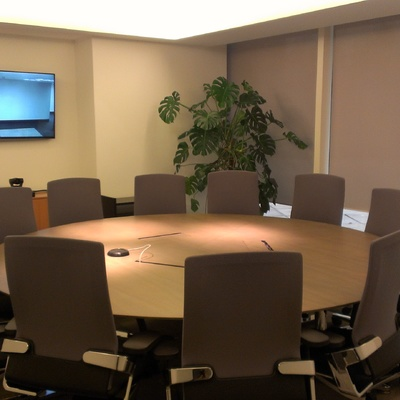 sala de reuniones CNMV