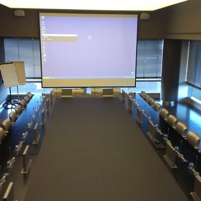 Sala de reuniones Congreso de los diputados