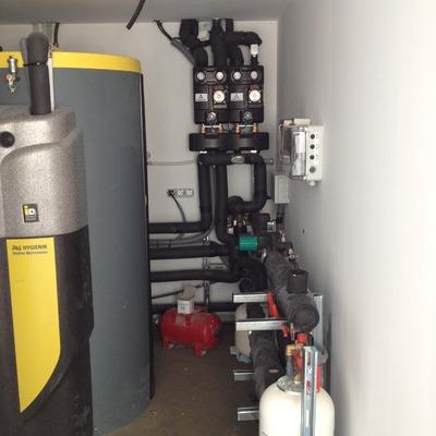 Sala máquinas