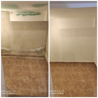 Arreglo humedades paredes
