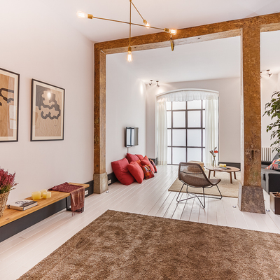 Apartamento de 150 m2. Madrid