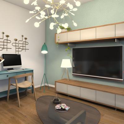 Diseño salón