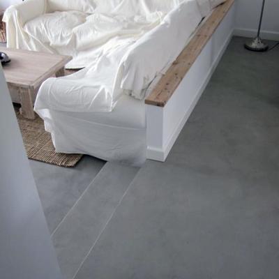 salon gris plata