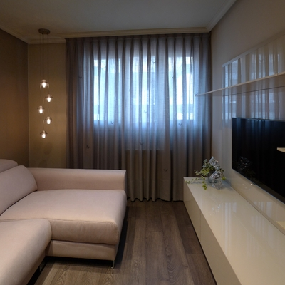 salón vivienda