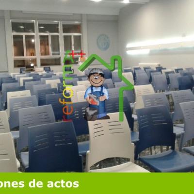Salones de actos