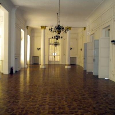Salones en Palacio de Santa Coloma (Consulado General de Italia)