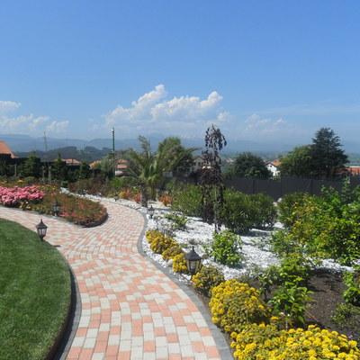 Jardín Comillas 2