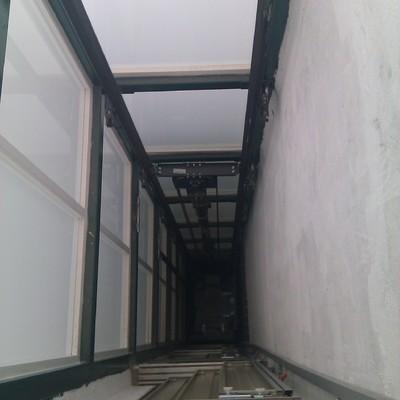 Proyecto de instalación de ascensor.