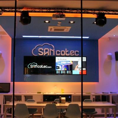 SANcotec - Showroom exterior