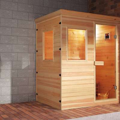 Sauna seca modelo AR-001