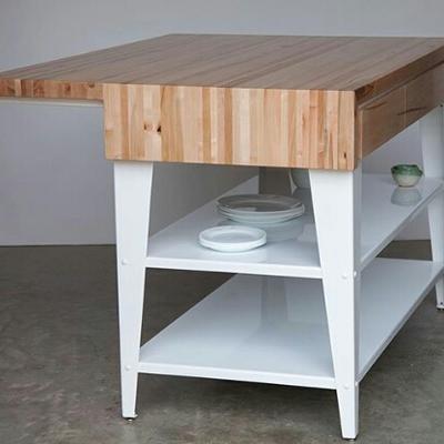 Mesa isla de cocina