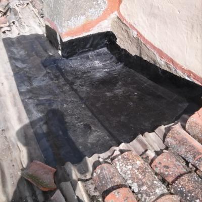 Reparación de humedades o filtraciones